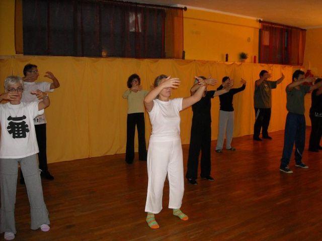 Corso di Qi Gong Salutistico