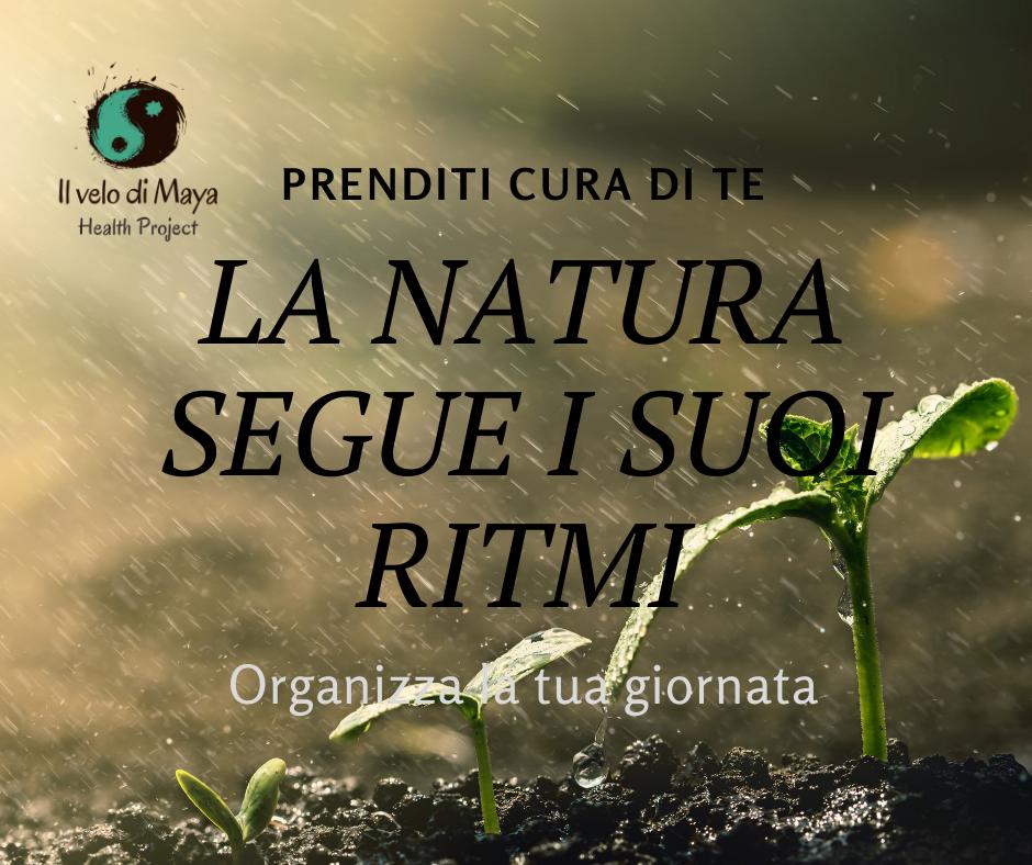 La Natura e i suoi Ritmi