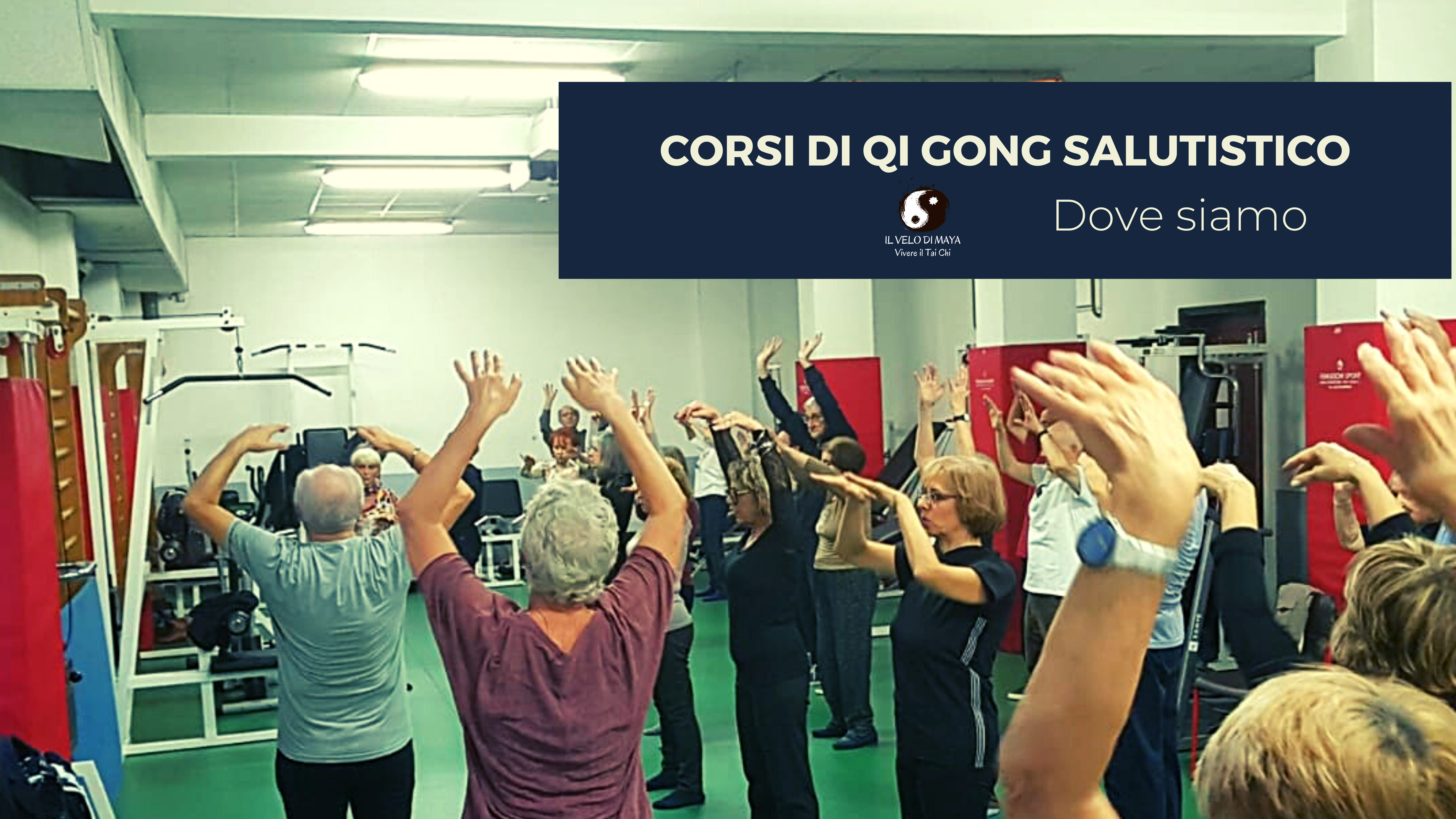Corsi Tai Chi e Qi Gong In Presenza & Live on-Line