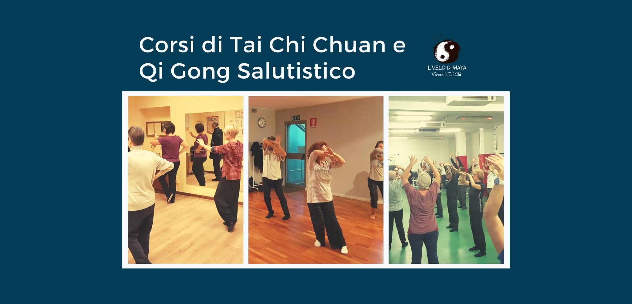 Tai Chi e Qi Gong Milano